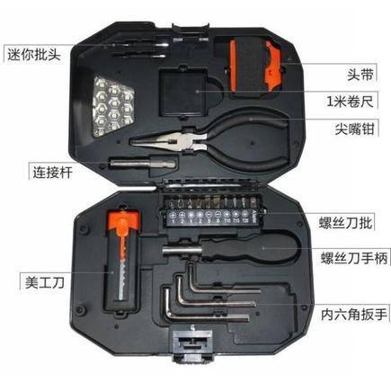 型者【庇护所】百变工具箱 STS024