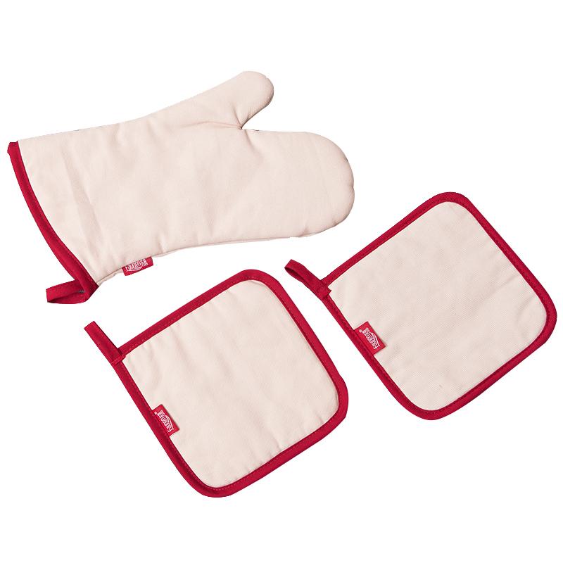 芳恩家纺 FN-CF903 星厨套装x3 手套煲垫厨房用品家居日用