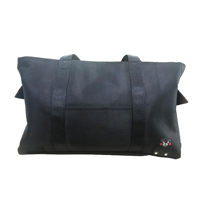 KUMAMON 熊本熊日系制服包 (黑)