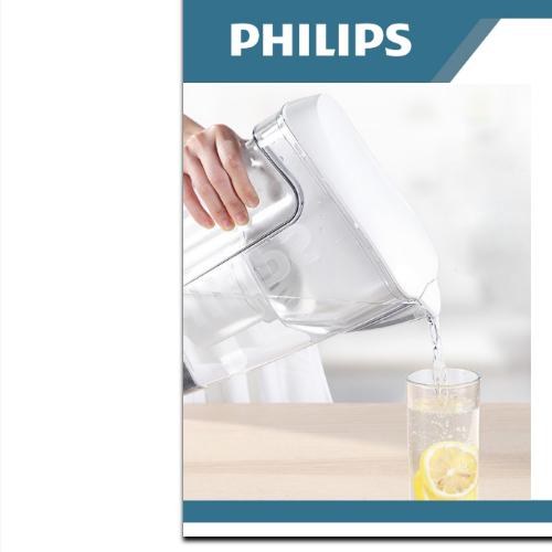 PHILIPS飞利浦S净水器WP4200