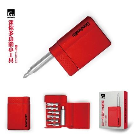 GH 迷你多功能小工具CQD323 (起订量:1000)