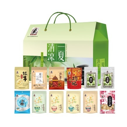 塞翁福食品 清凉一夏礼盒