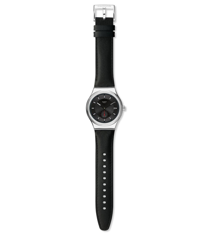 Swatch斯沃琪瑞士腕表2020早春新品时尚商务机械表SY23S400