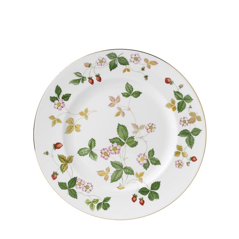 WEDGWOOD 英国玮致活 野草莓23厘米盘50105501005