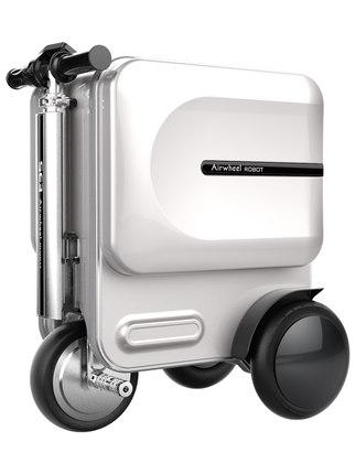 Airwheel爱尔威骑行行李箱成人电动老人代步车旅行箱女儿童骑行拉杆箱SE3 智慧版